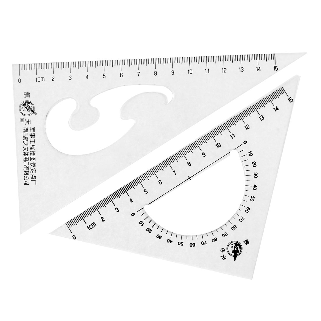 Unique Bargains Office School Drafting Drawing Right Angle