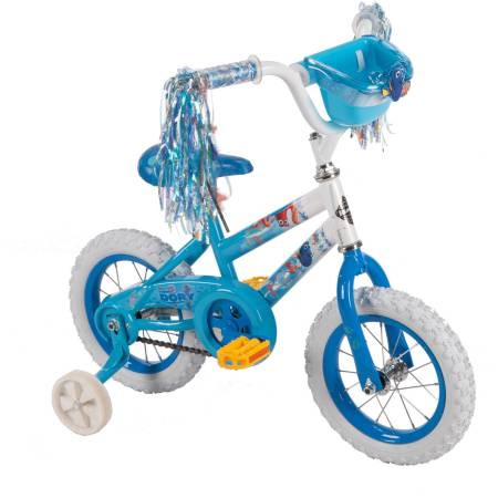 "12"" Huffy Girls' Disney Finding Dory Bike"