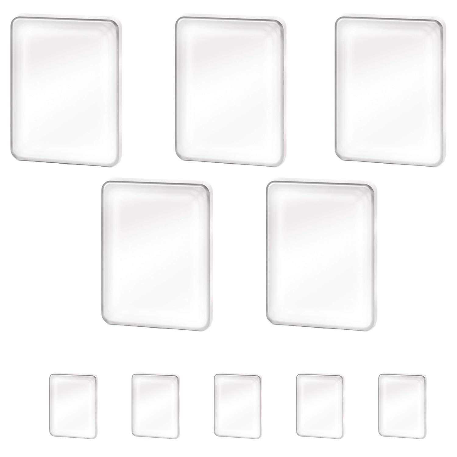 Super Sticky Gel Gripping Pads 10 Pack Reusable