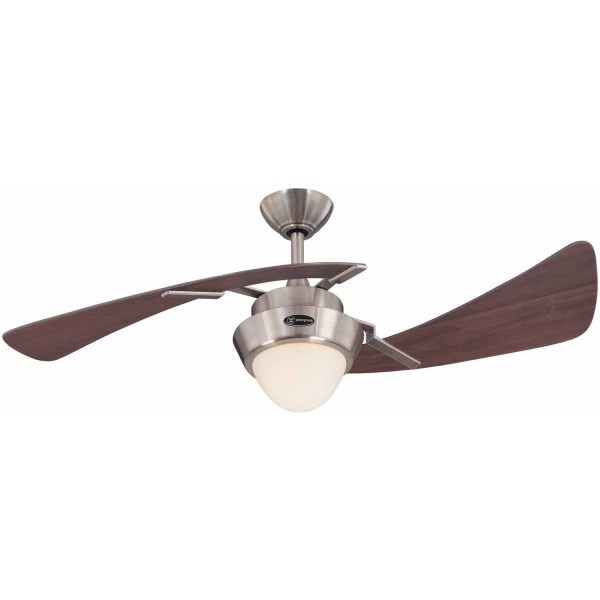 Harmony 48 Inch Two Blade Indoor Ceiling Fan   Walmart com