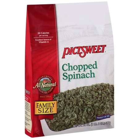 Image result for pictsweet spinach chopped walmart publix