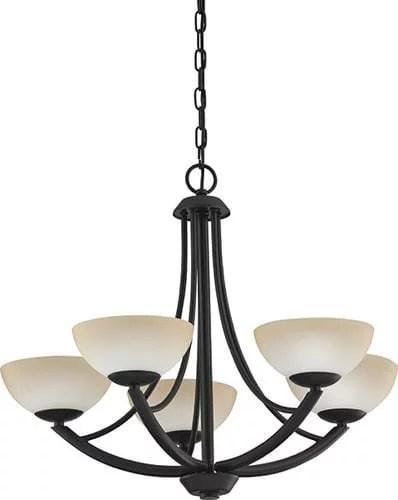 patriot lighting amelia 25 tannery bronze 5 light chandelier