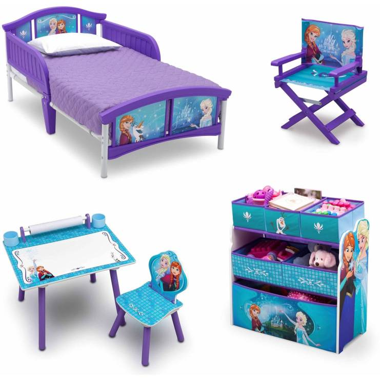 ihocon: Disney Frozen Room-in-a-Box with Bonus Chair