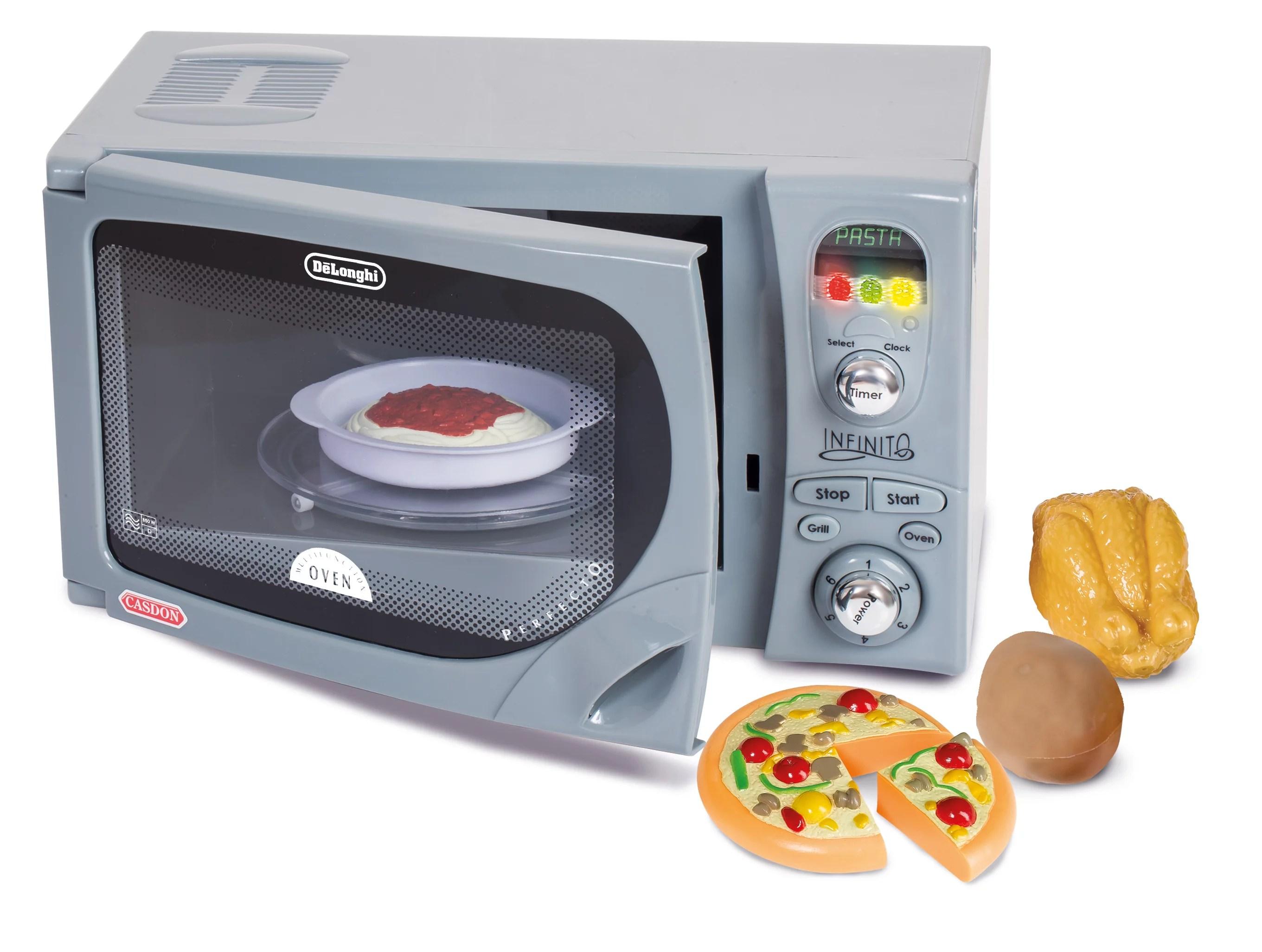 casdon delonghi toy microwave walmart com
