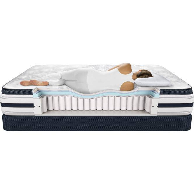 Beautyrest Recharge Enchanting Nights 14 Plush Pillowtop Mattress Multiple Sizes