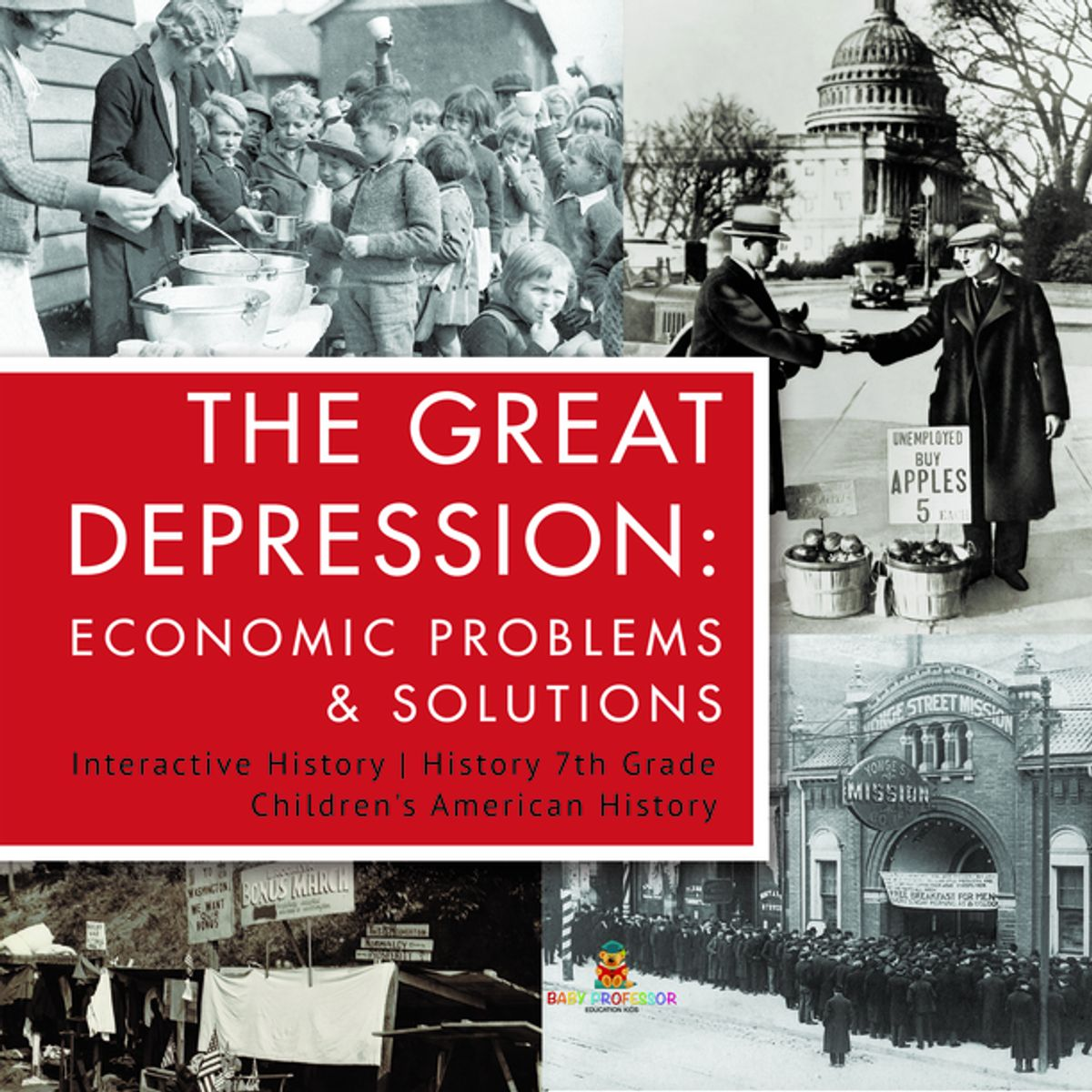 The Great Depression Economic Problems Amp Solutions