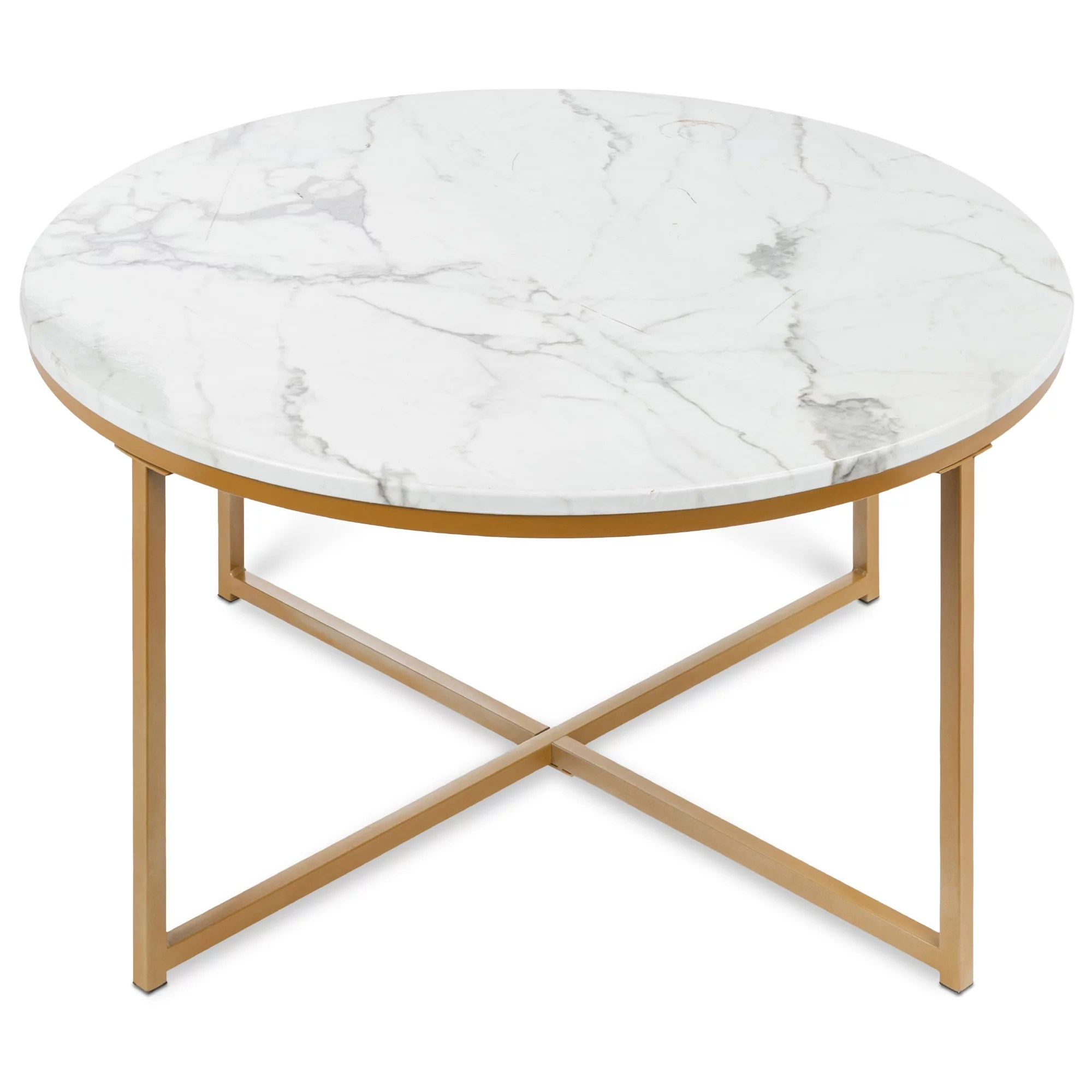 Round Coffee Table 18x22 Inch White Desk Side Table Coffee Table Mid Century Modern Rustic Wooden Table With 3 Legs Pillars White Night Stands For Bedrooms Bedside Table Home Kitchen Home