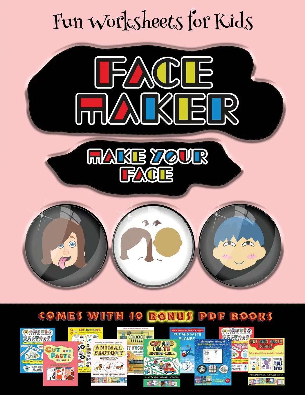 Fun Worksheets For Kids Fun Worksheets For Kids Face