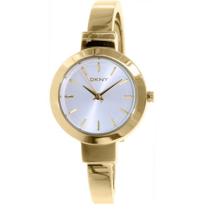 Dkny Women's Stanhope NY2350 Gold Stainless-Steel Quartz Fashion Watch