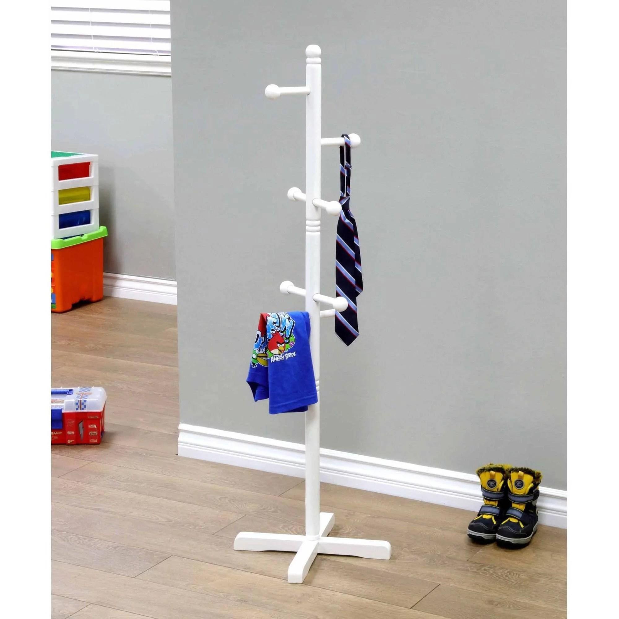 home craft kids coat rack