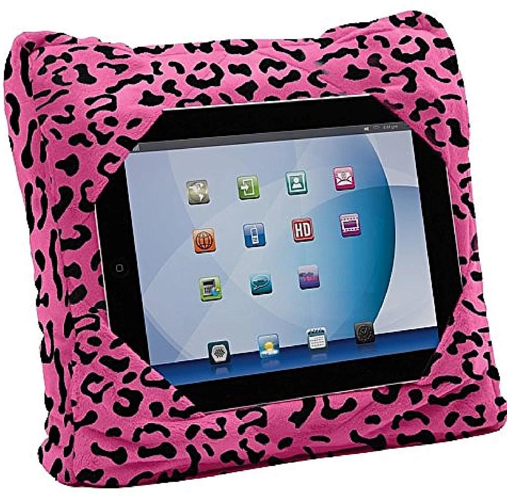 as seen on tv gogo pillow pink leopard 1 ea walmart com