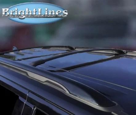 brightlines 2016 2018 ford explorer cross bar roof rack