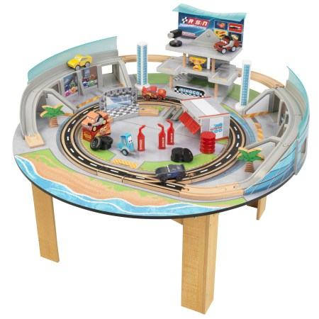 KidKraft Disney® Pixar Cars 3 Florida Racetrack & Table