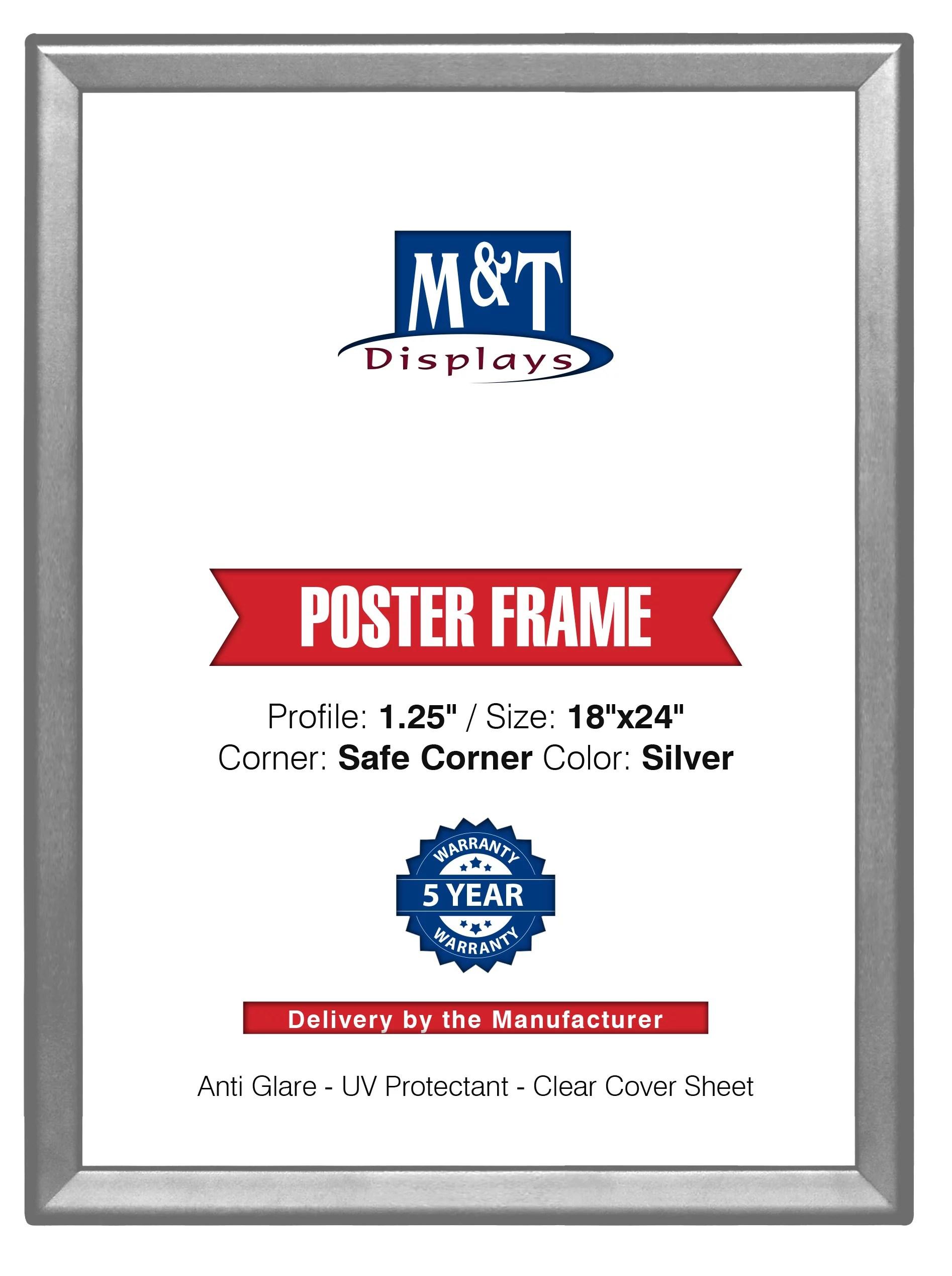18 x 24 frame size