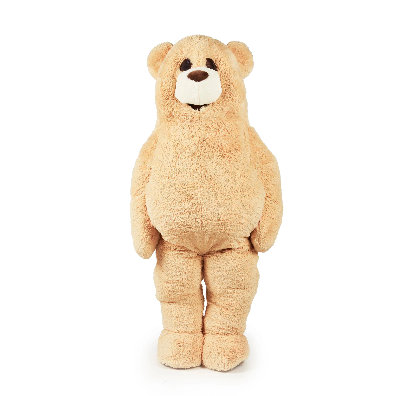 Way To Celebrate Giant Teddy Bear Costume Walmart Com Walmart Com