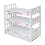 Doll Bunk Bed With Closet Image Of Bathroom And Closet