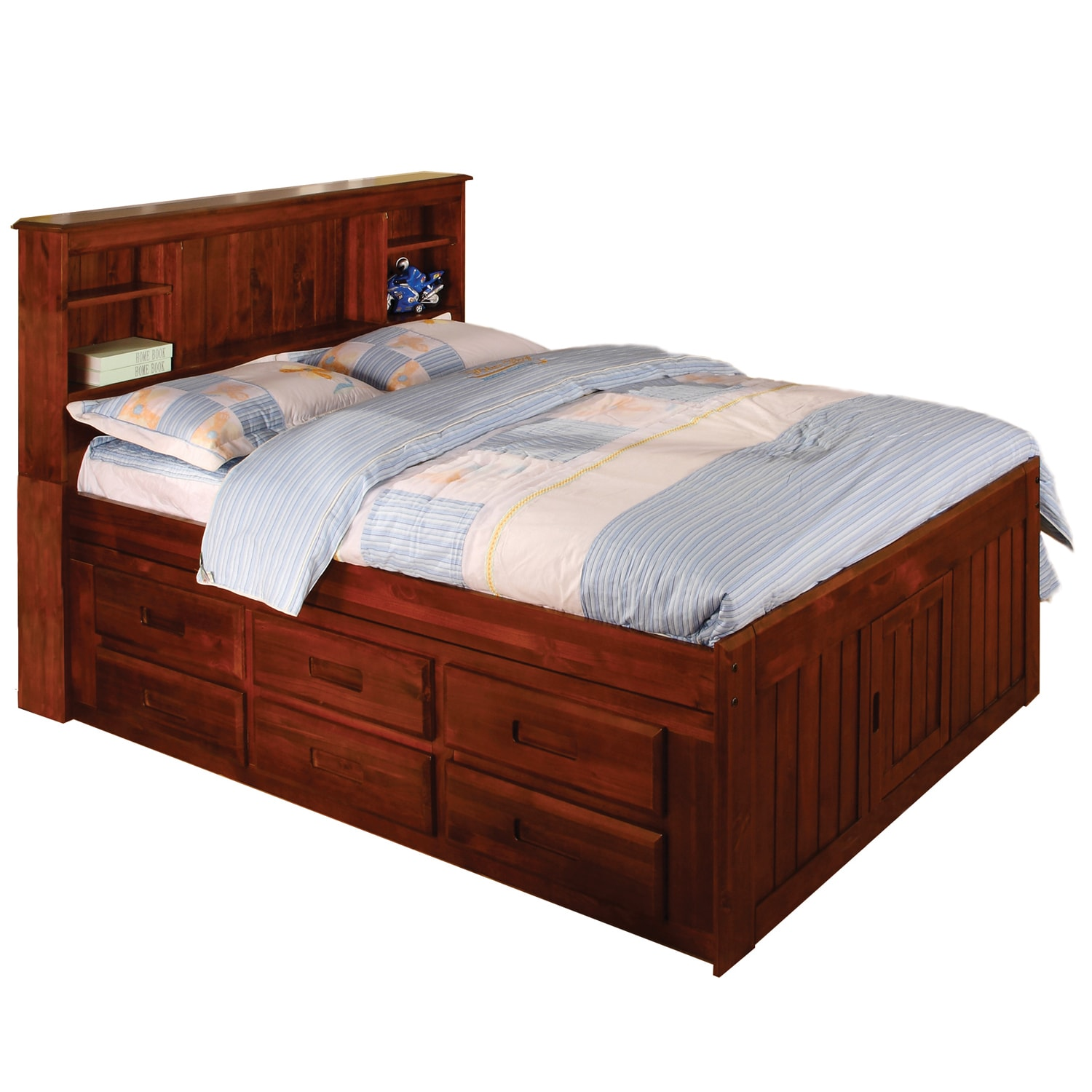 American Furniture Classics Model 2821 12 Bcm Solid Pine