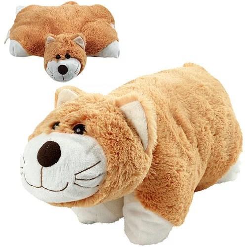 large size cuddlee pet pillow cat misc walmart com