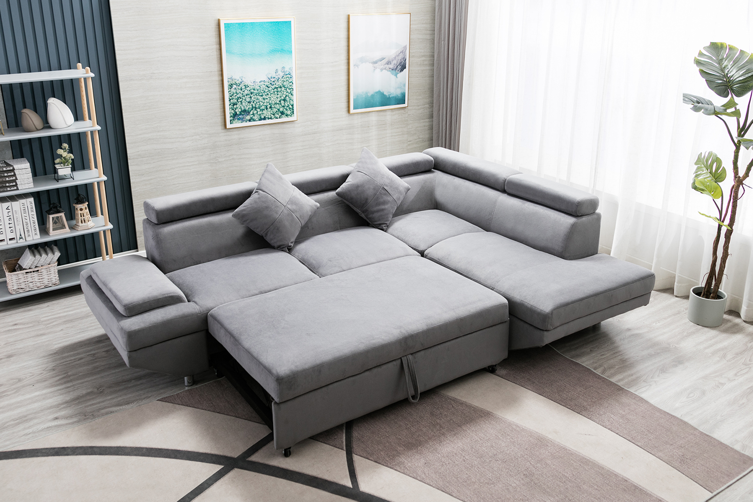 sleeper sofa bed sectional sofa futon sofa bed sofas for living room furniture set modern sofa set corner sofa contemporary upholstered fabric