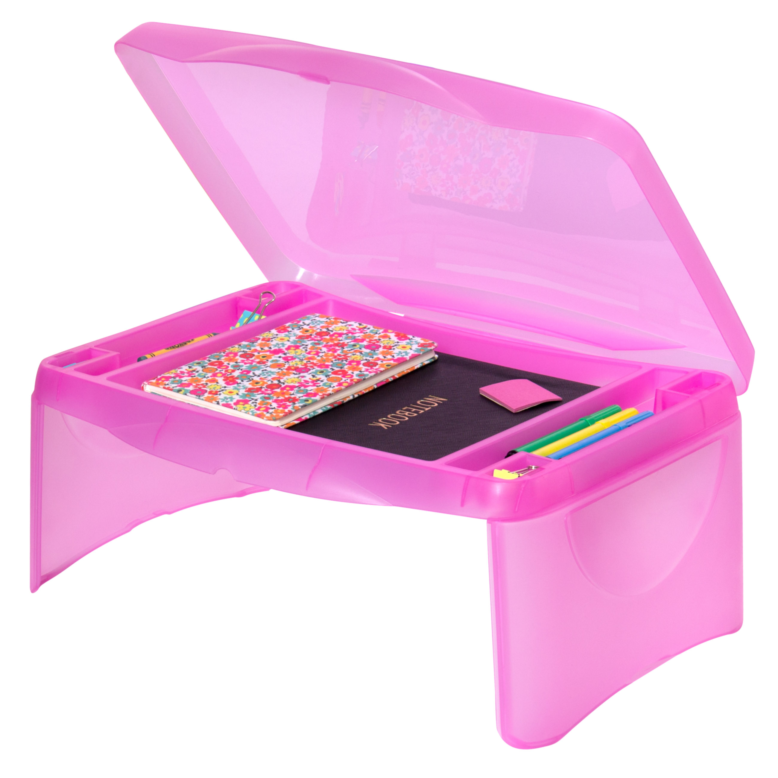 Best Choice Products Kids Folding Lap Desk W Storage