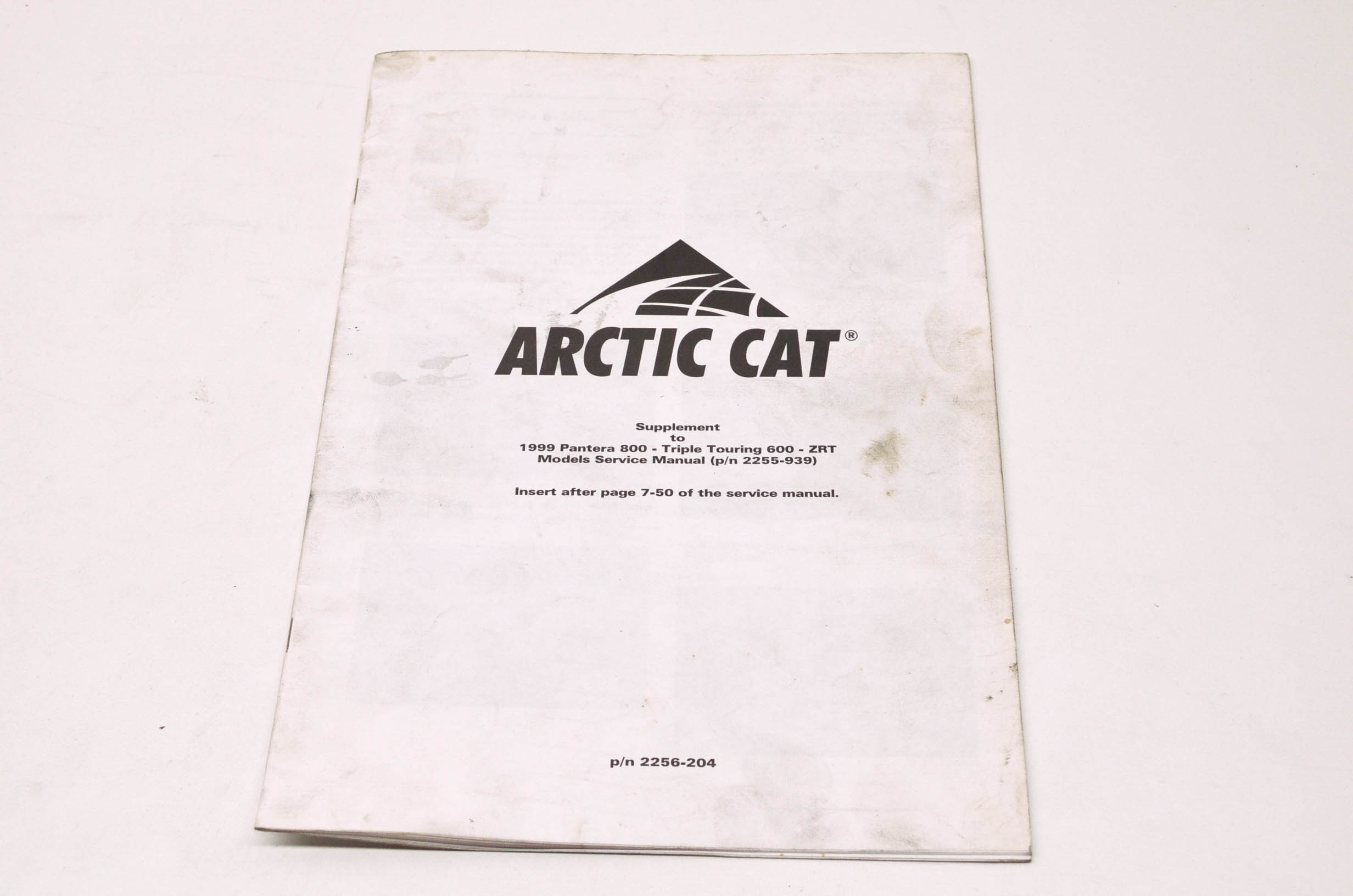 arctic cat wiring diagram � arctic cat 204 pantera 800 triple touring 600