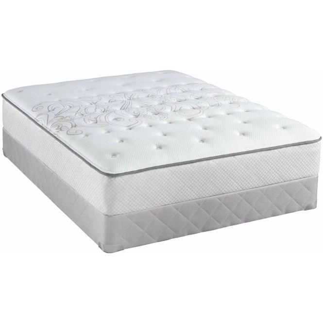 Sealy Baby Posturepedic Crown Jewel Luxury Firm Crib Toddler Mattress