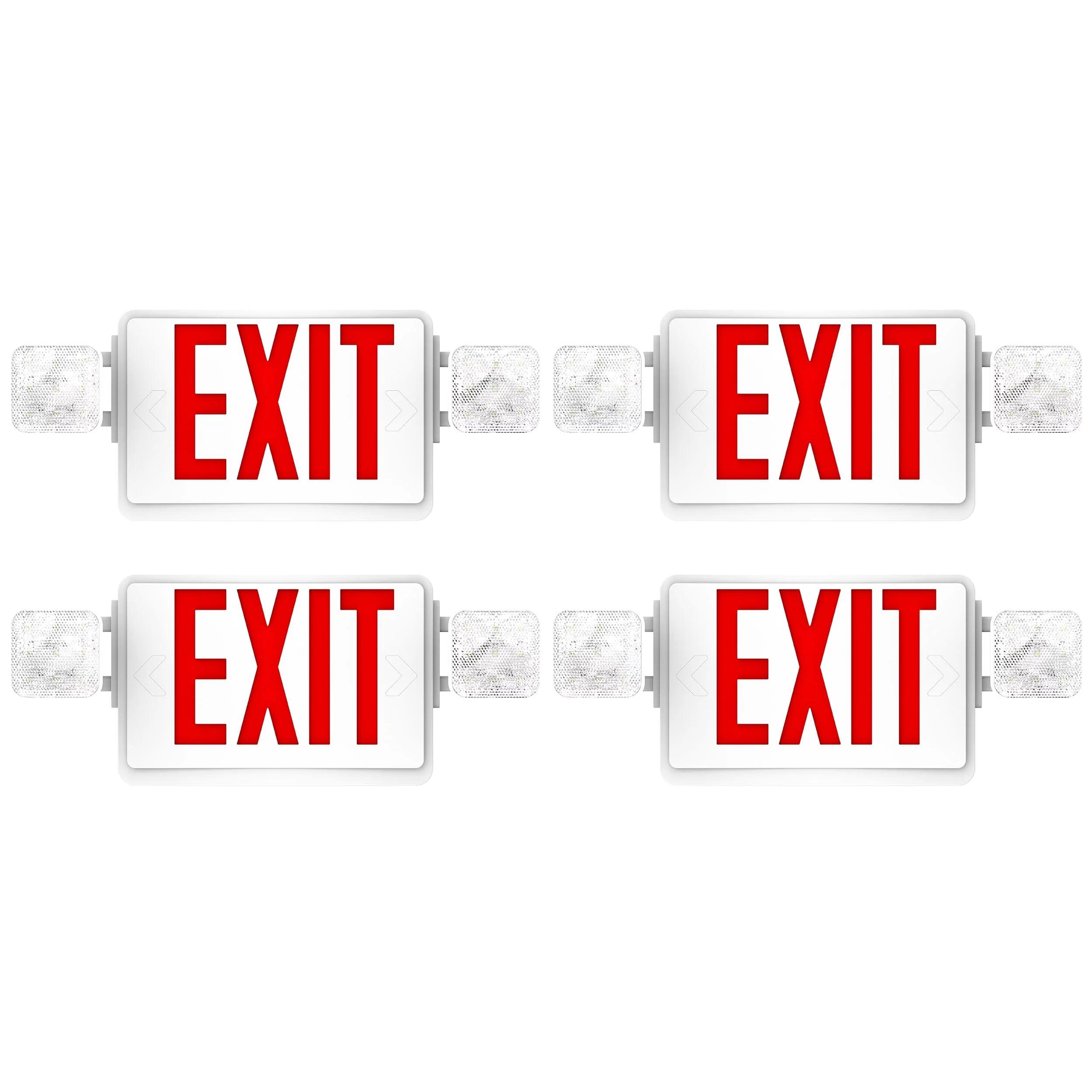 exit signs walmart com