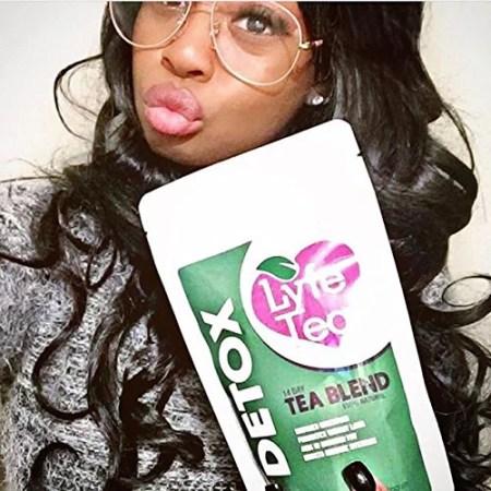 28 Day Detox Tea فقط في أوراق فضفاضة – السموم الطبيعية تطهير ، البلسم الهضم ، يزيد من الطاقة ، يعزز الأيض ، يساعد على تحسين الصحة ، يعزز فقدان الوزن b2d2354a 2fda 468a 848e 5191397da160 1
