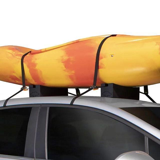 rightline gear foam block kayak carrier 100k10