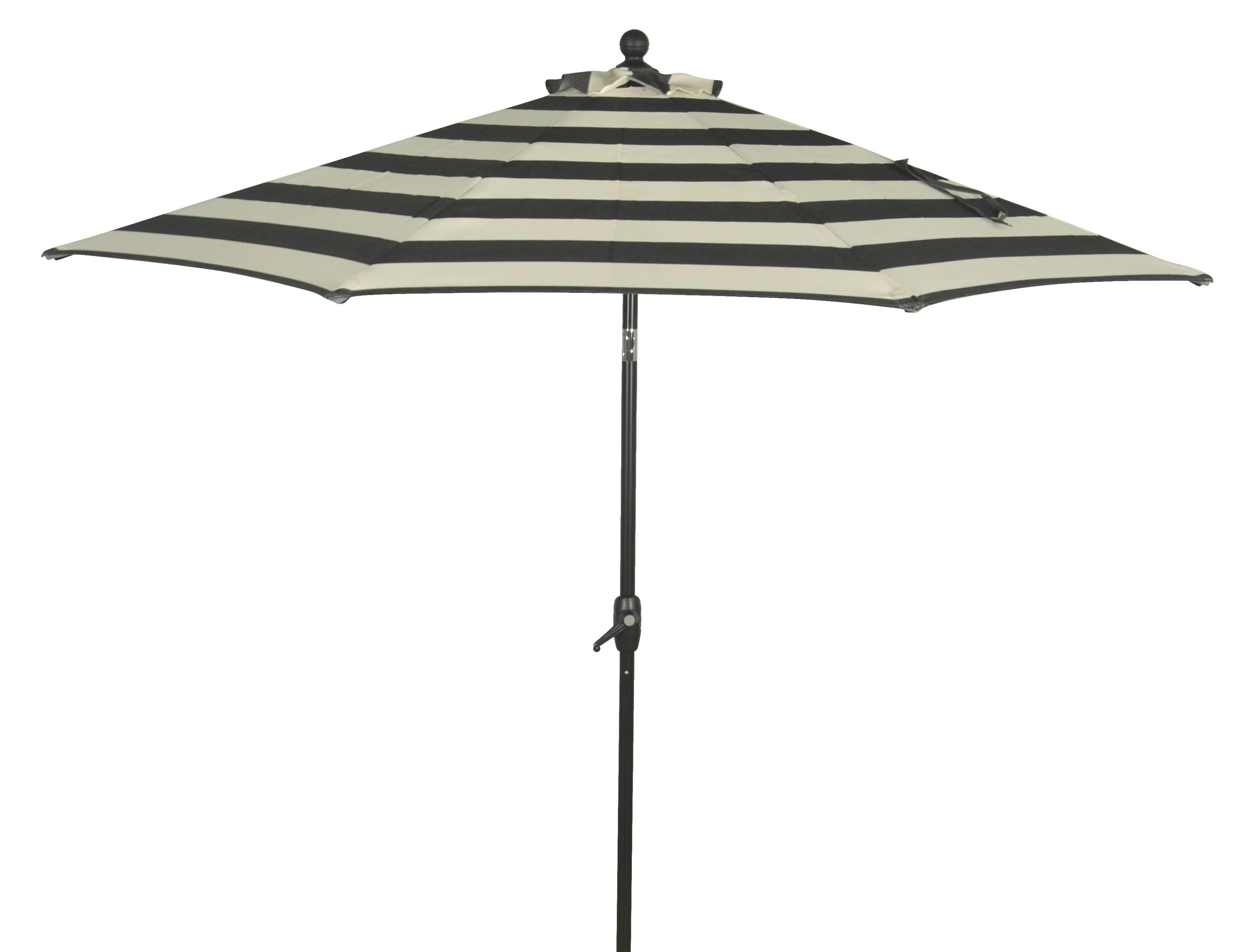 better homes gardens 9 outdoor market patio umbrella ibiza stripe walmart com