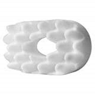 ear pillow cushion for pain relief due to infections and piercing