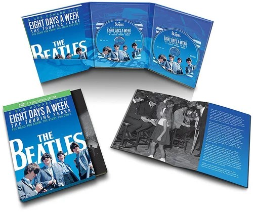 The Beatles Eight Days A Week: The Touring Years (Blu-ray)