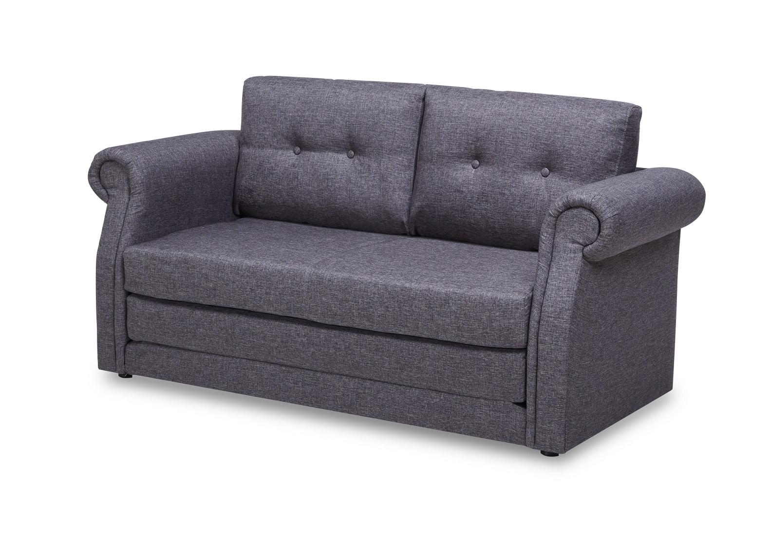 Us Pride Furniture Fabric Loveseat Sofa Bed Walmart Com