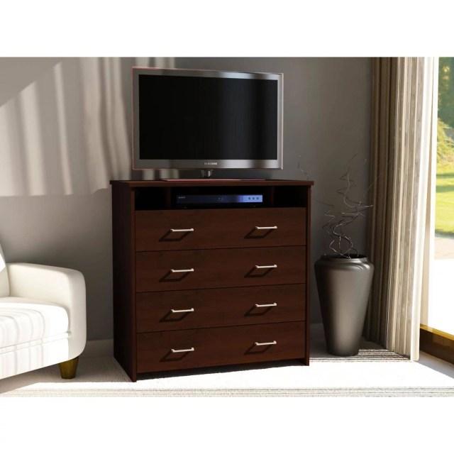 Better Homes and Gardens Ashcreek 6 Drawer Dresser Mocha