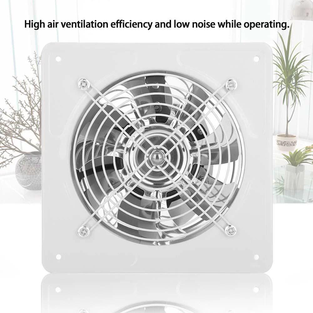 otviap 40w 220v wall mounted exhaust fan low noise home bathroom kitchen garage air vent ventilation wall mount ventilation fan kitchen bathroom