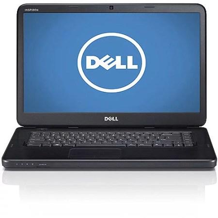 "Dell Black 15.6"" Inspiron I15N-3091BK Laptop PC with Intel Pentium B960 Processor and Windows 8"