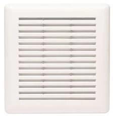 nutone exhaust fan grille 8 3 4 x 9 1 8 plastic