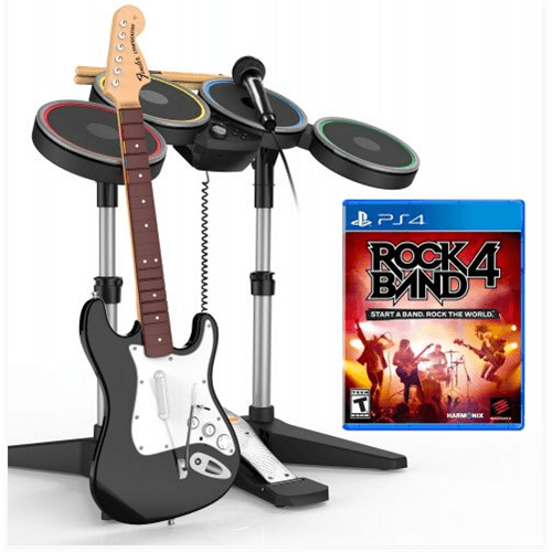 Rock Band 4 Kamisco