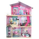 Imaginarium Modern Luxury Dollhouse With 11 Pieces Of Furniture Walmart Com Walmart Com