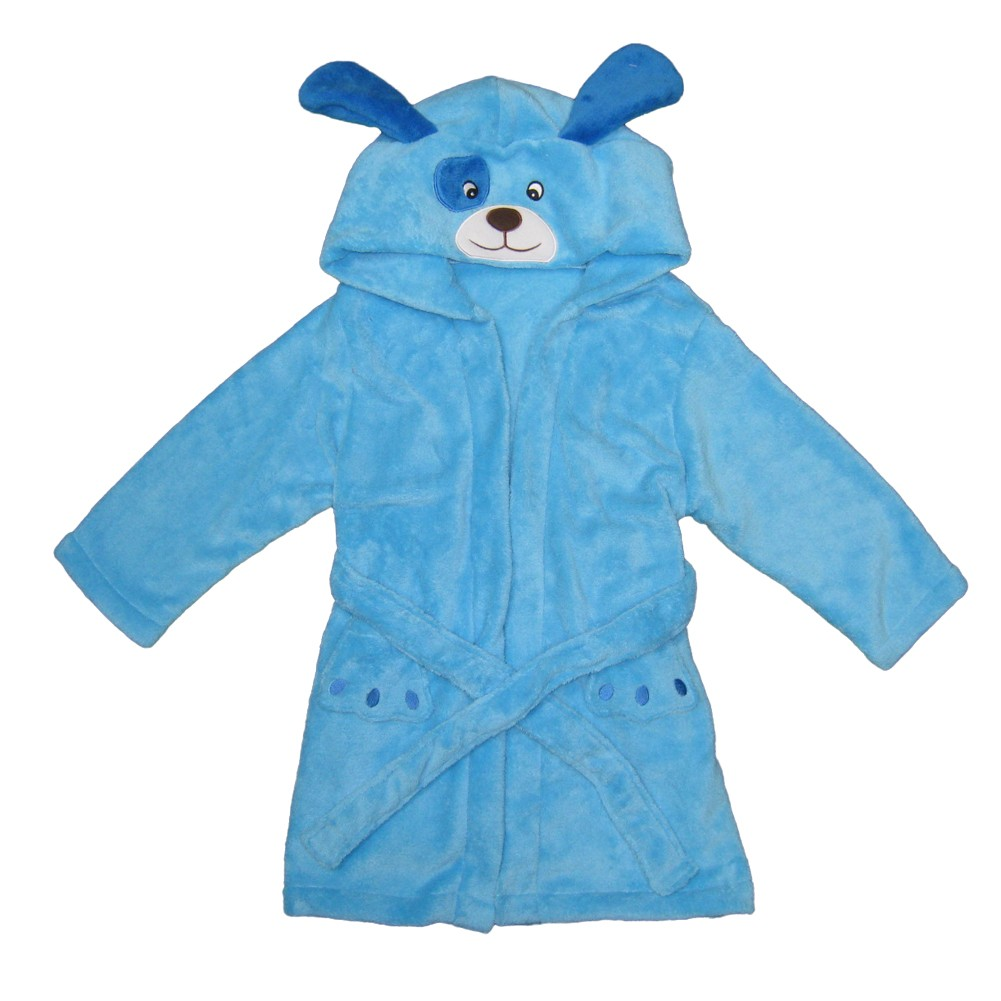 Kreative Kids Kreative Kids Little Boys Girls Blue Dog