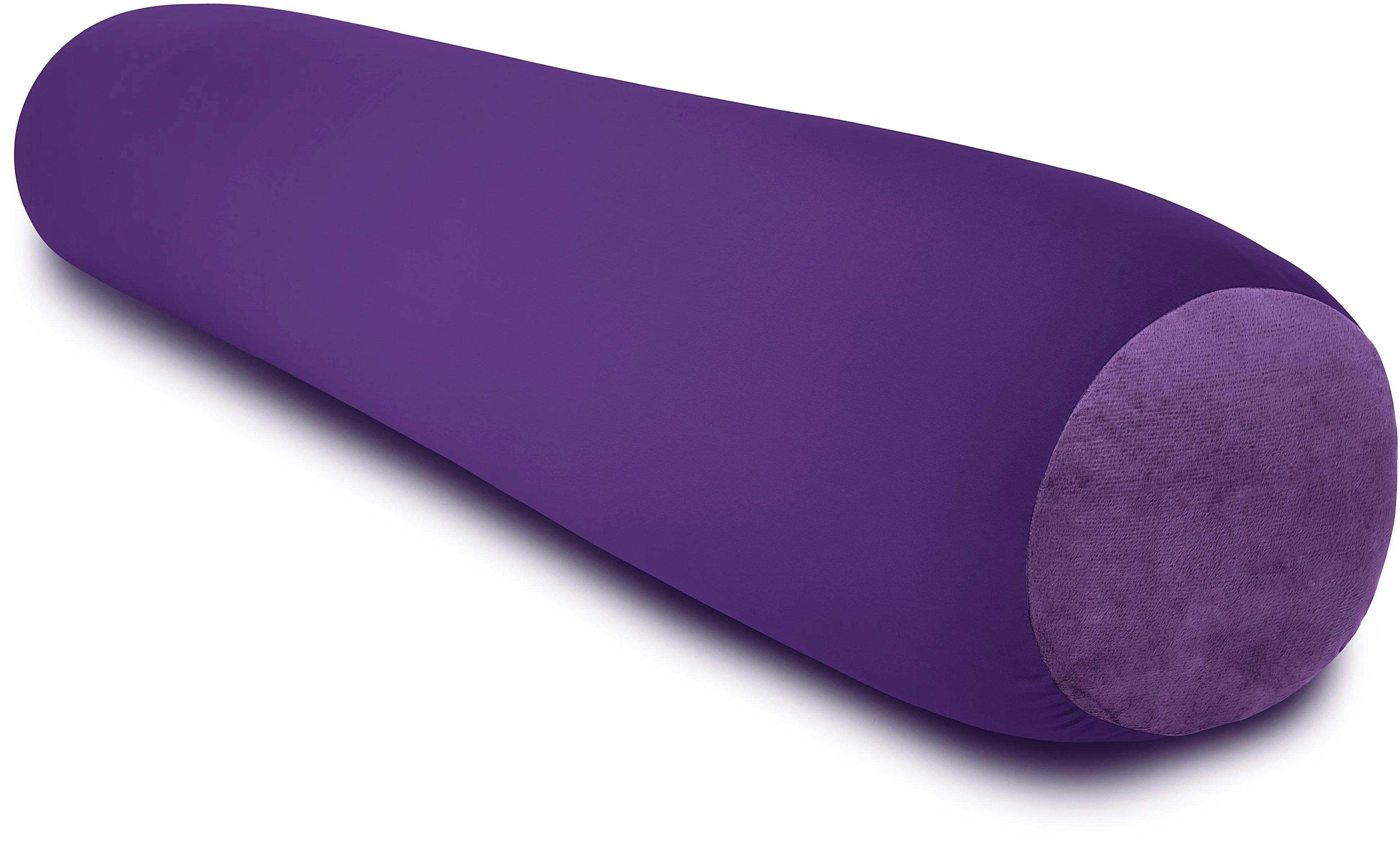 mooshi squishy microbead body pillow hypoallergenic bean bag pillow fun bubbly colors body pillow purple