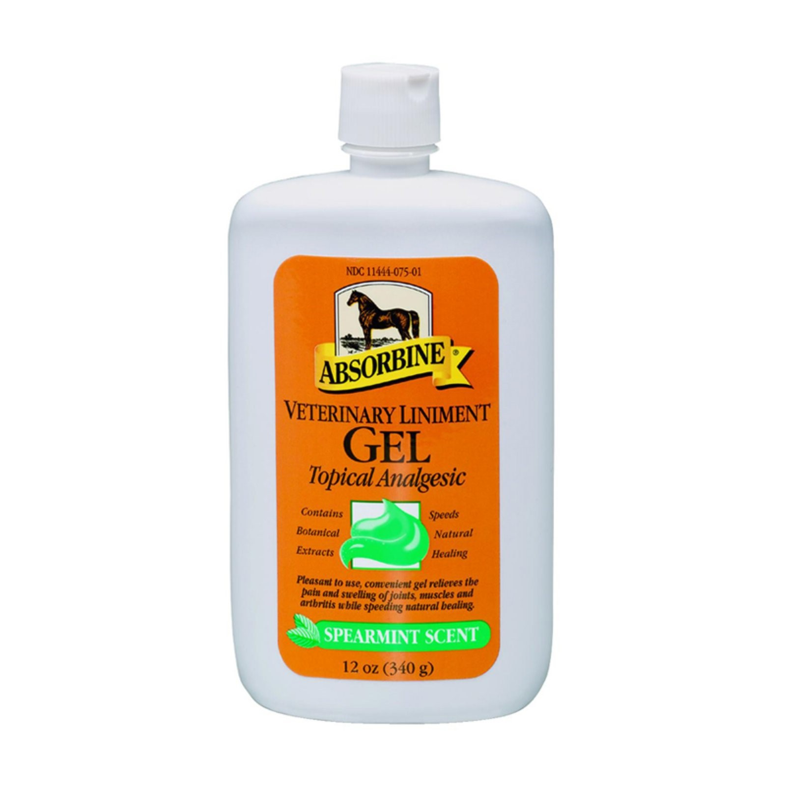 W F Young Absorbine Veterinary Liniment Gel