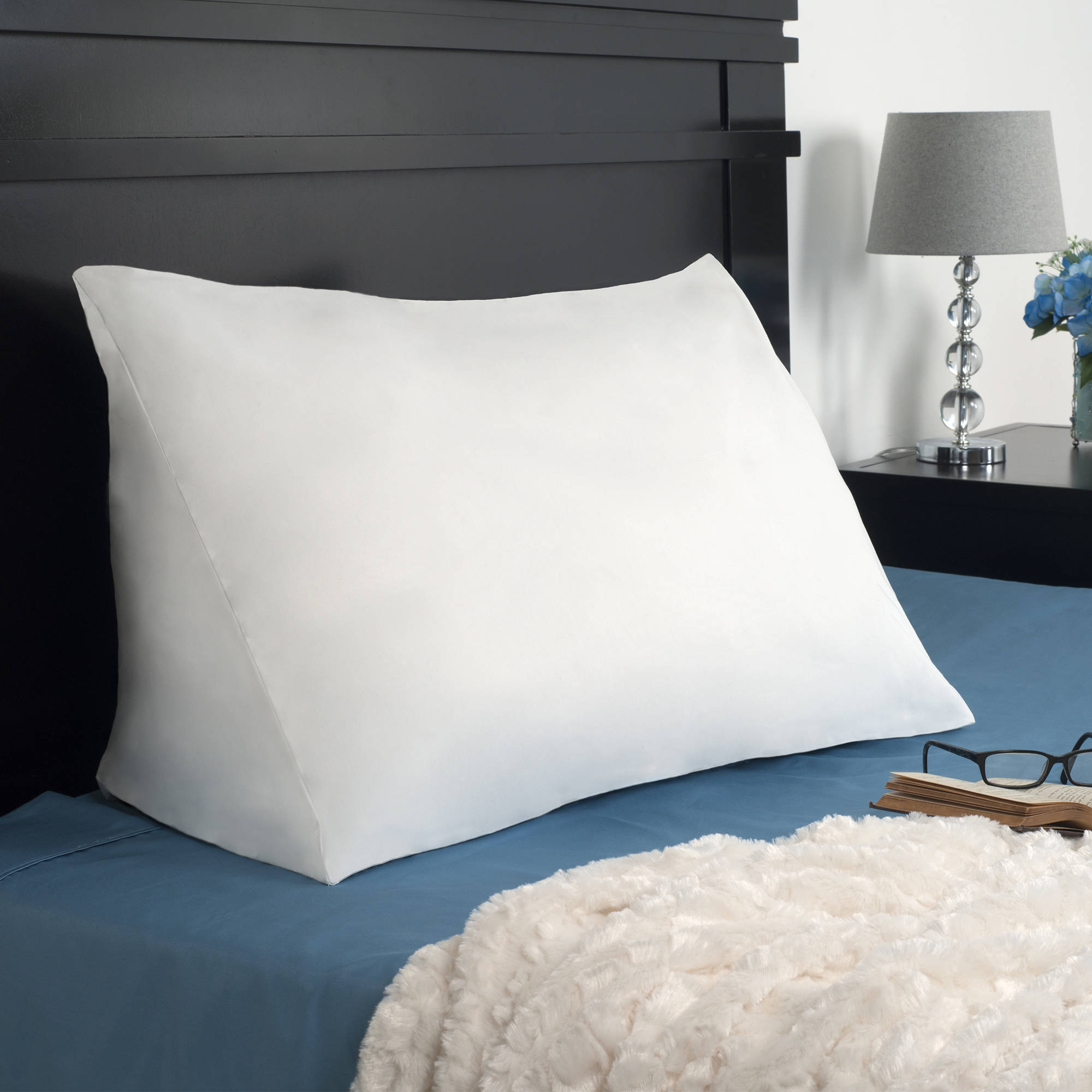 wedge pillow cover walmart online