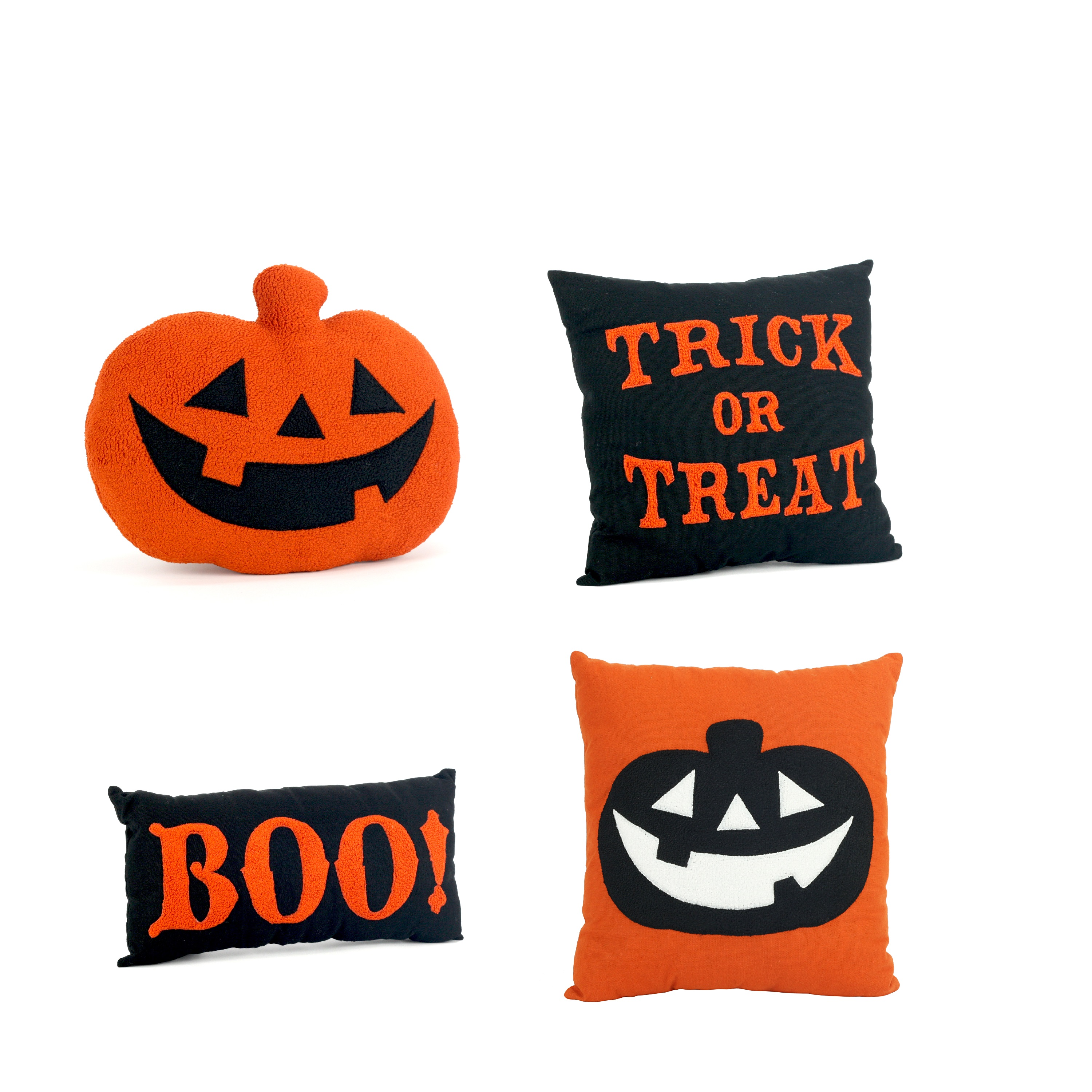 way to celebrate halloween pillow style may vary
