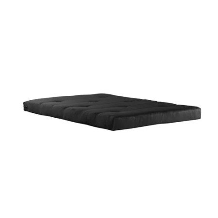 6 Full Size Futon Mattress Black