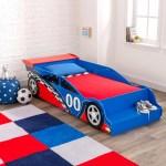Kidkraft Racecar Toddler Bed Walmart Com Walmart Com