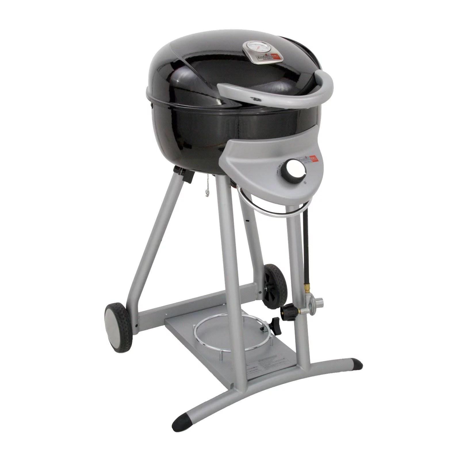 char broil patio bistro electric grill black