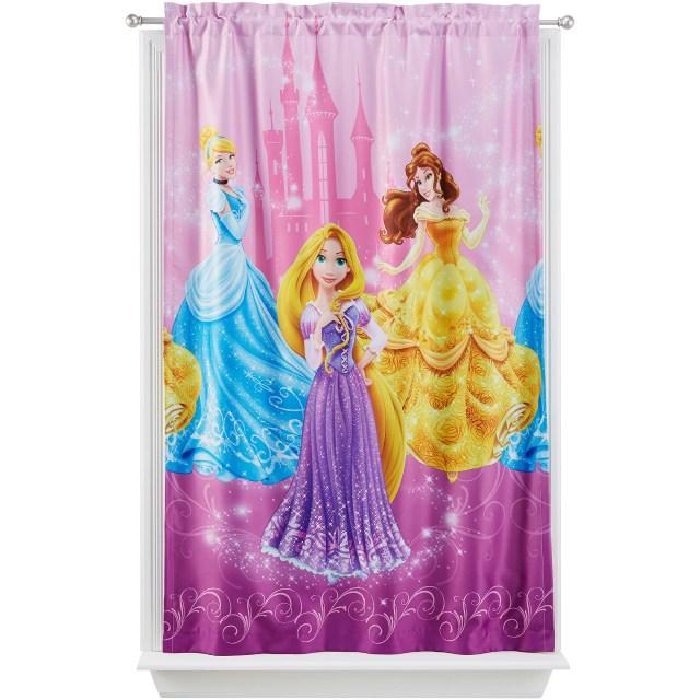 "Disney Princess ""Grand Beauties"" Room Darkening Girls Bedroom"