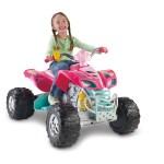 Power Wheels Barbie Kfx 12 Volt Battery Powered Ride On Walmart Com Walmart Com