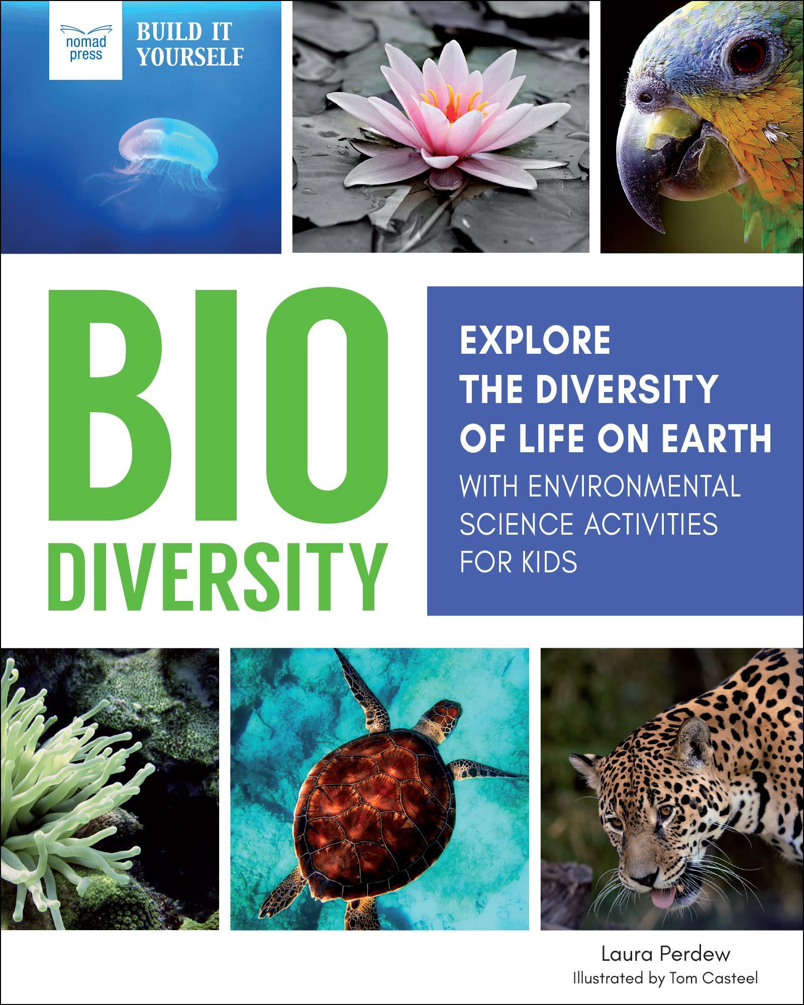 Build It Yourself Biodiversity Explore The Diversity Of